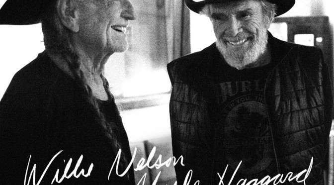 Album Review: Willie Nelson and Merle Haggard–<I>Django and Jimmie</I>