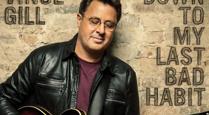 Album Review: Vince Gill–<I>Down to my Last Bad Habit</I>