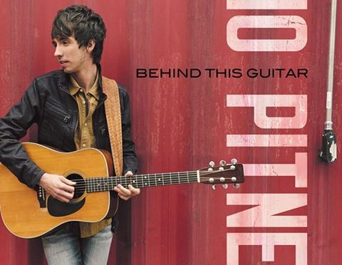 Mo Pitney Behind This Guitar album cover