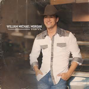 William Michael Morgan Vinyl Album Cover