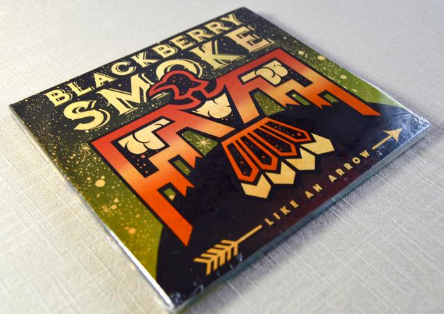 Blackberry Smoke-Like an Arrow album cover