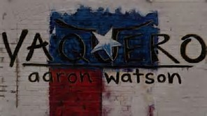Vaquero By Aaron Waton Album Cover