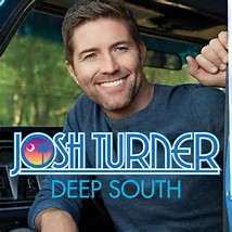 Josh Turner Deep South Album Cover