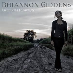 Rhiannon Giddins Freedom Highway Album Cover