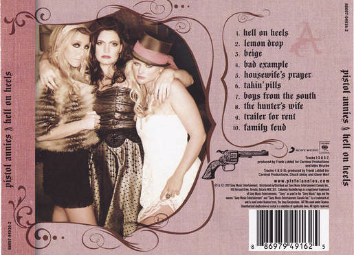 Reflecting on: Pistol Annies–Hell on Heels