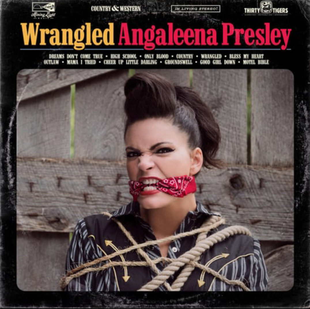 Album Review: Angaleena Presley–Wrangled