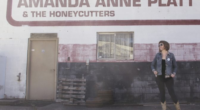 Album Review: Amanda Anne Platt & the Honeycutters (self-titled)