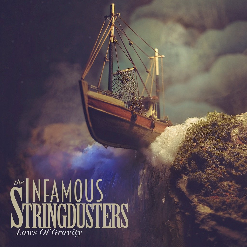 Album Review: Laws of Gravity by the Infamous Stringdusters