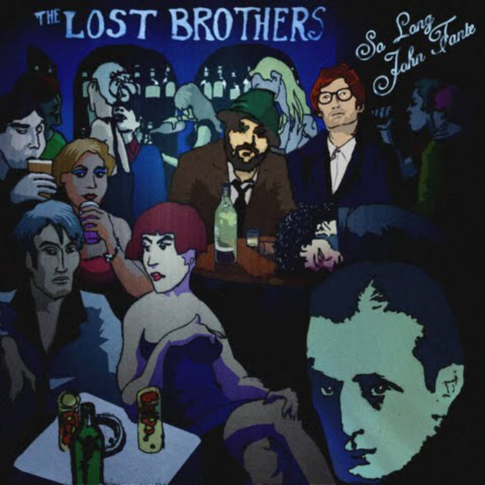 The Lost Brothers cover