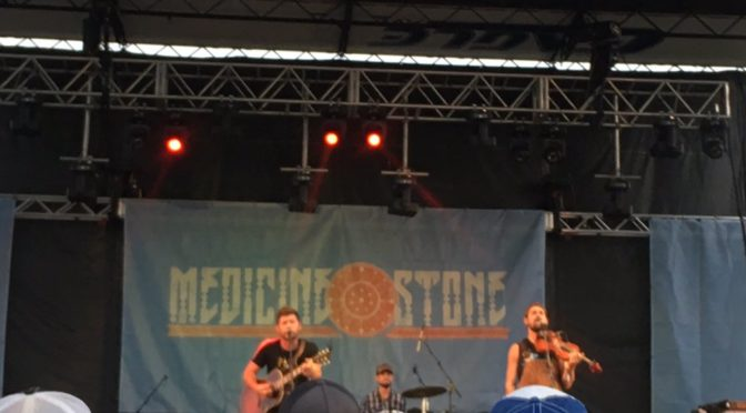Highlights from Medicine Stone 2017
