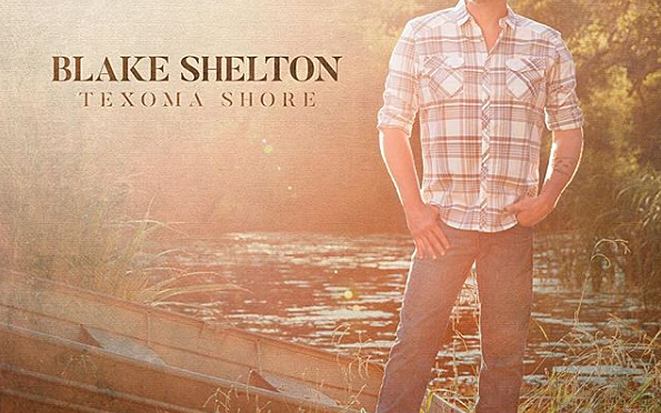 texoma shore cover - just him standing. not that interesting lol