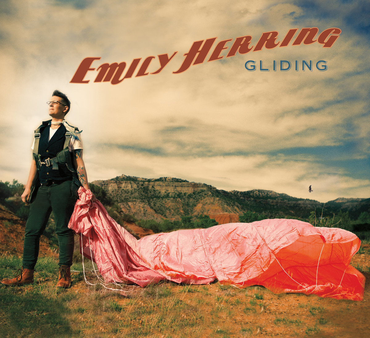 Album Review: Emily Herring–Gliding