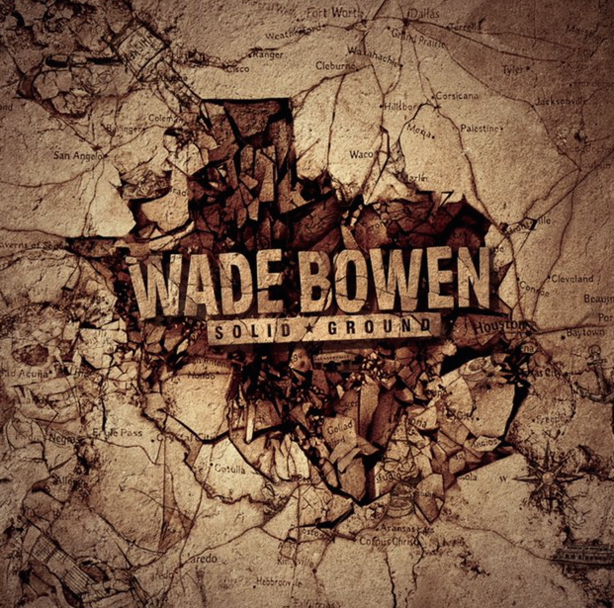 Collaborative Review: Wade Bowen–Solid Ground