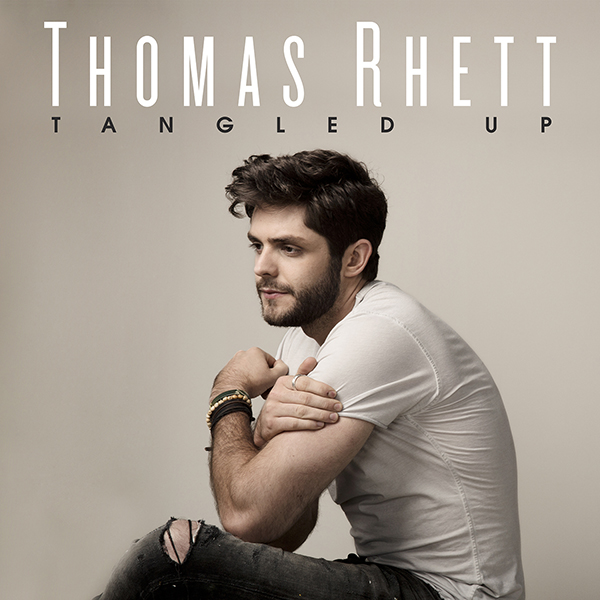 album review thomas rhett tangled up a rant country exclusive. Black Bedroom Furniture Sets. Home Design Ideas